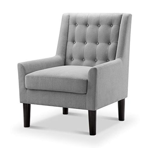 Most Recent Mercury Row Mercury Row Kushner Side Chair X111971368 Finish Within Gozzoli Slipper Chairs (View 9 of 30)