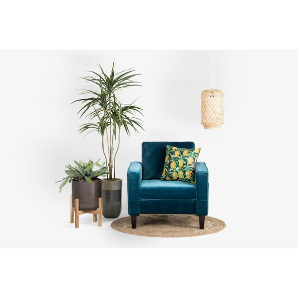 Most Recent Nadene Armchairs Intended For Cozy Armchair (View 22 of 30)