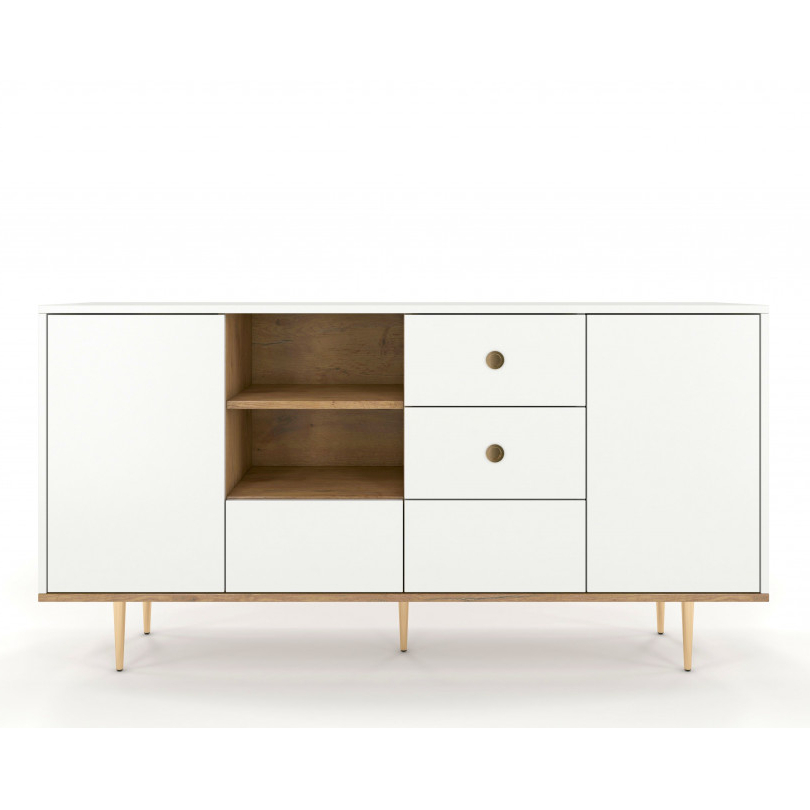 Most Recent Skandica – Harmoni Combi Chest – Furgner Intended For Harmoni Armchairs (View 28 of 30)