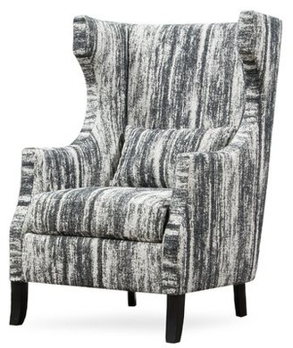 Most Recent Sweetwater Wingback Chairs Regarding Wingback Chair Covers (View 26 of 30)