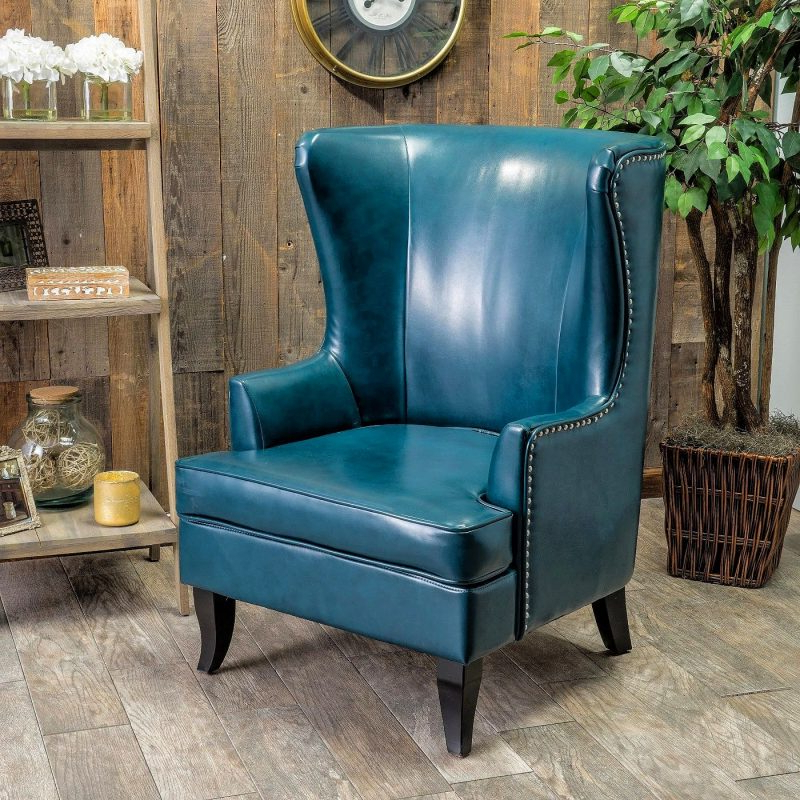 Most Recently Released 27 Best Wingback Accent Chair Ideas (View 21 of 30)