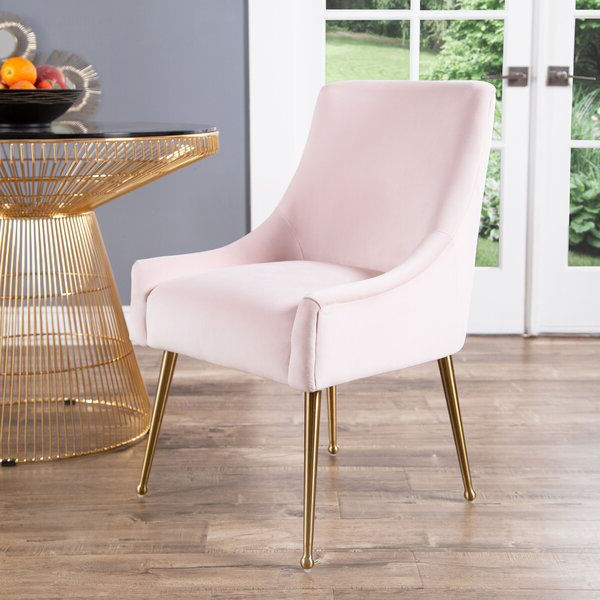 Most Recently Released Aime Upholstered Parsons Chairs In Beige Within Pin On Dining Chairs (View 4 of 30)