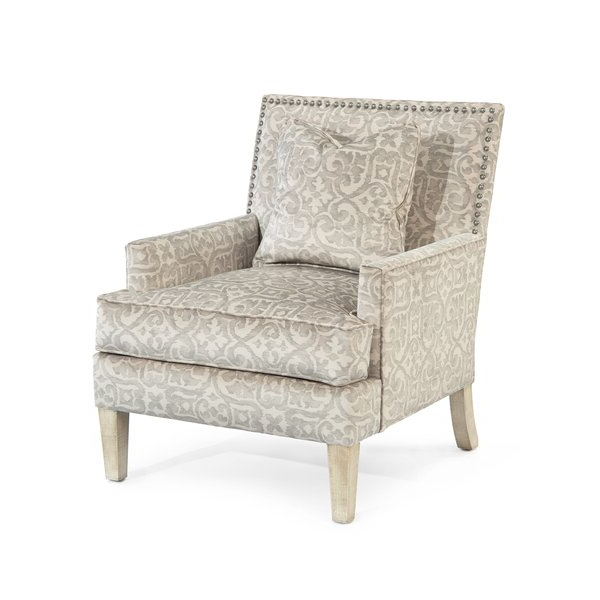 Most Recently Released Bethine Polyester Armchairs (set Of 2) Regarding Track Arm Chair (View 19 of 30)
