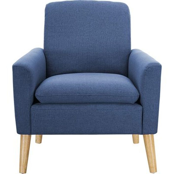 """Most Recently Released Biggerstaff 30"""" W Polyester Blend Armchair Regarding Biggerstaff Polyester Blend Armchairs (View 3 of 30)"""