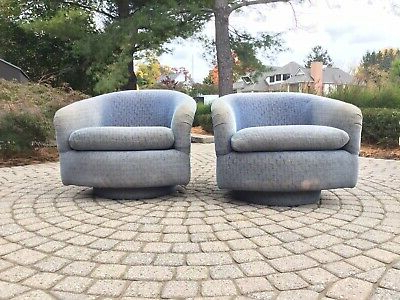 Most Recently Released Chairs – Baughman – Vatican Intended For Riverside Drive Barrel Chair And Ottoman Sets (View 30 of 30)