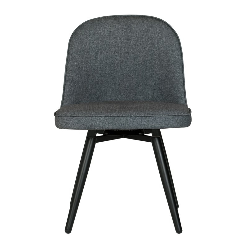 Most Recently Released Dome Swivel Side Chair Regarding Brister Swivel Side Chairs (View 12 of 30)