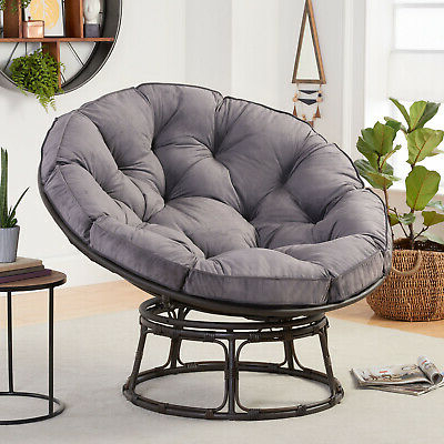 Most Recently Released Justice Zebra Faux Fur Heart Folding Papasan Chair Bedroom Regarding Campton Papasan Chairs (View 28 of 30)