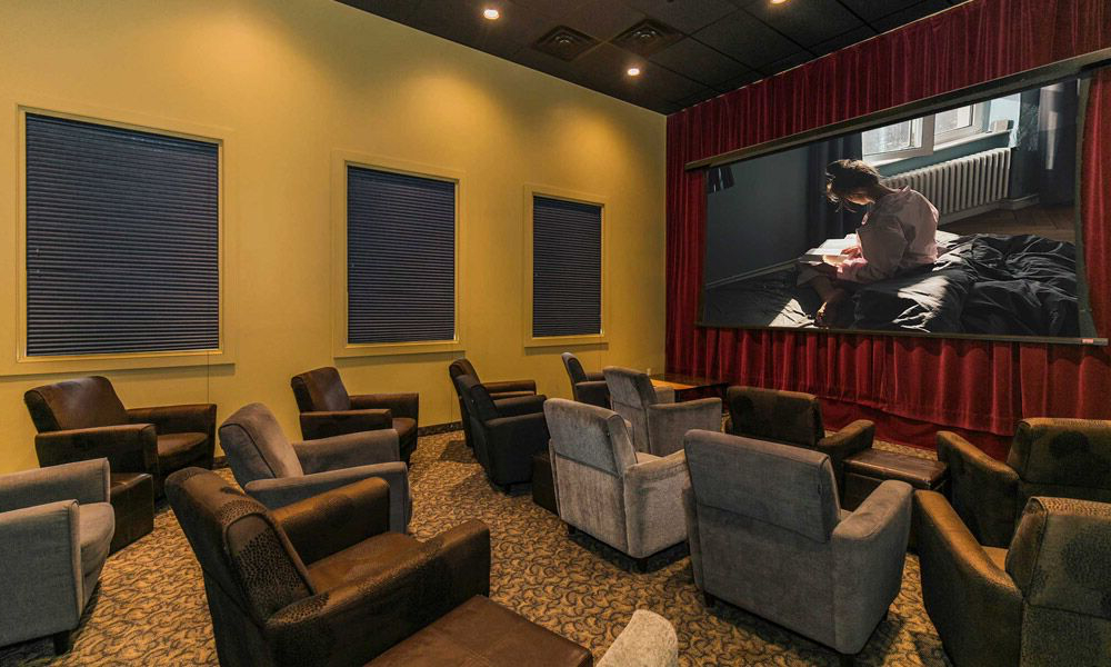 Most Recently Released Private Events – The Showroom Cinema – Asbury Park Intended For Asbury Club Chairs (View 11 of 30)