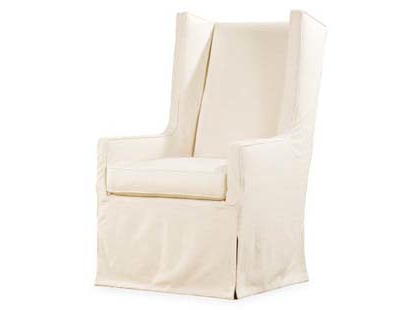 Most Recently Released Slipcover Host Dining Chair – Luxury Designer Linen Chairs Pertaining To Chiles Linen Side Chairs (View 16 of 30)