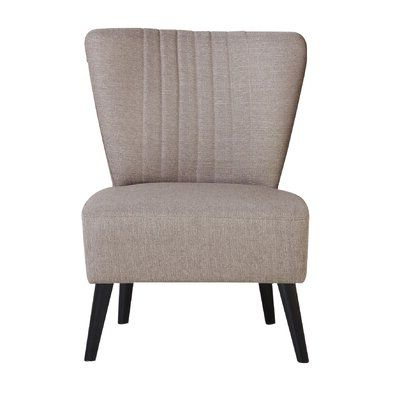 Most Recently Released Trent Side Chairs Pertaining To Mercury Row Trent Side Chair Upholstery Color: Toffee In (View 9 of 30)