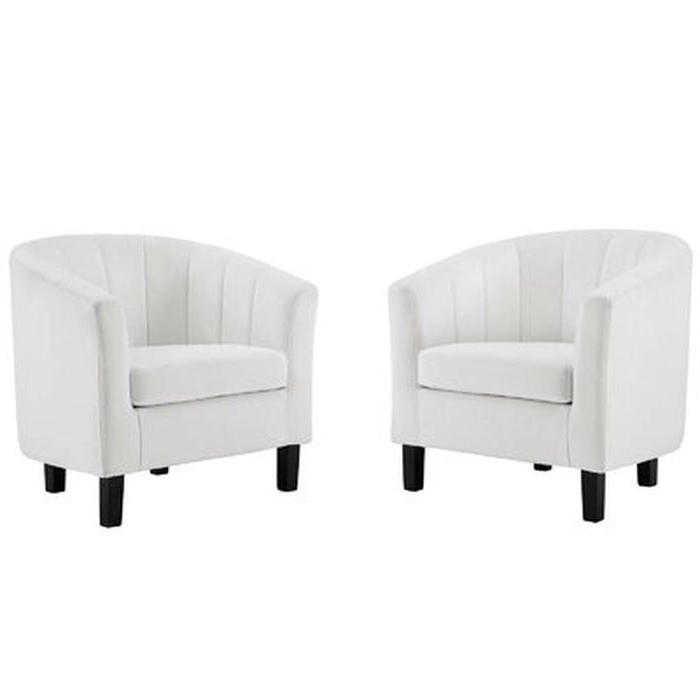 "Most Recently Released Ziaa Barrel Chairs For Ziaa Performance Velvet 20"" Barrel Chair – Wayfair (View 22 of 30)"