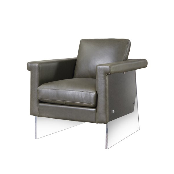 Most Up To Date Alexander Chair Intended For Alexander Cotton Blend Armchairs And Ottoman (View 14 of 30)