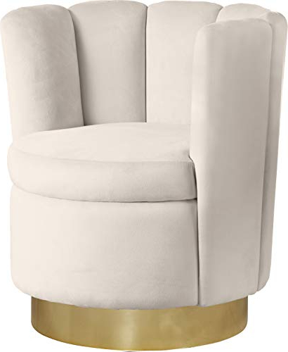 Most Up To Date Brister Swivel Side Chairs Intended For Cream Colored Furniture: Living Room, Bedroom & Dining Room (View 29 of 30)