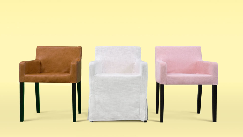 Most Up To Date Chiles Linen Side Chairs With Custom Dining Chair Slipcovers – Get A Classic Or Modern (View 19 of 30)