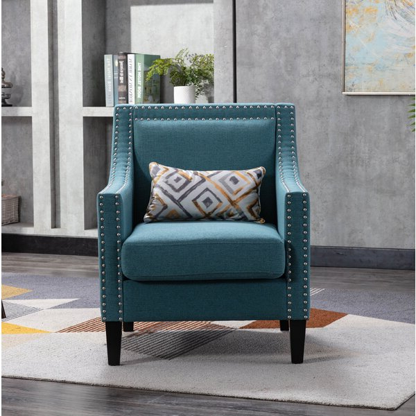 Most Up To Date Cozy Accent Chair Pertaining To Nadene Armchairs (View 20 of 30)