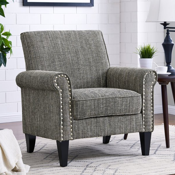 Most Up To Date Deep Seat Armchair Regarding Pitts Armchairs (View 10 of 30)