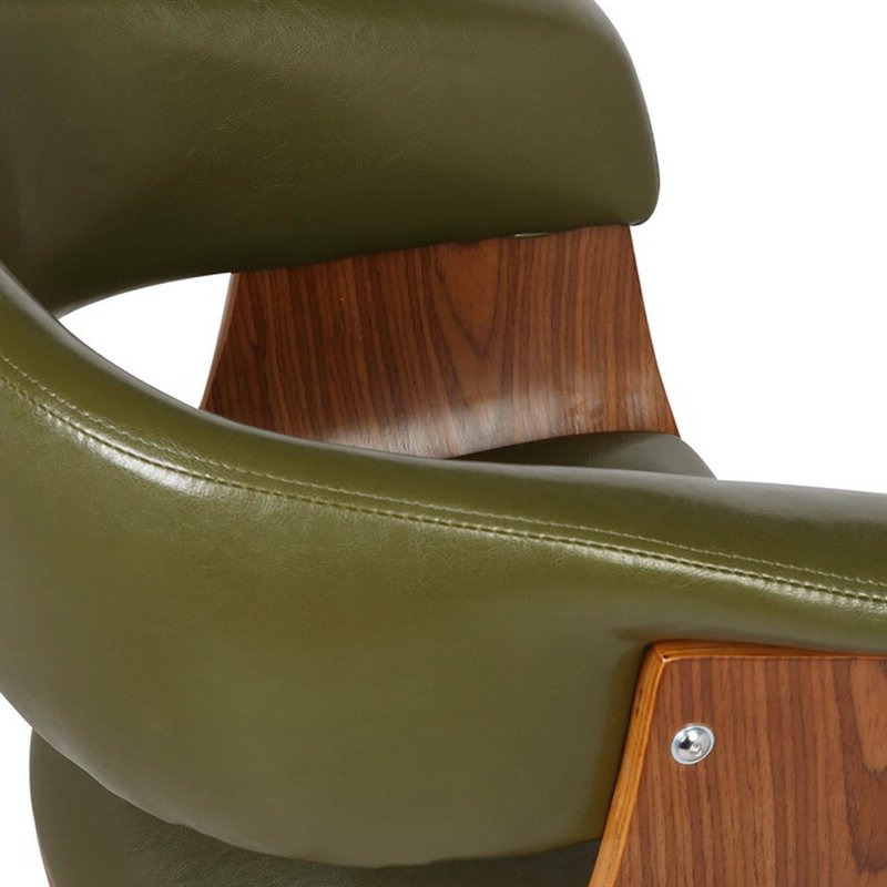 Most Up To Date Liston Barrel Chair With Regard To Liston Faux Leather Barrel Chairs (View 4 of 30)
