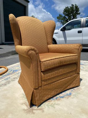 Most Up To Date New And Used Chair For Sale In Raleigh, Nc – Offerup Inside Louisburg Armchairs (View 28 of 30)