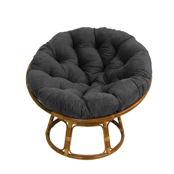 Most Up To Date Orndorff Tufted Papasan Chairs Inside Papasan Frame (View 20 of 30)