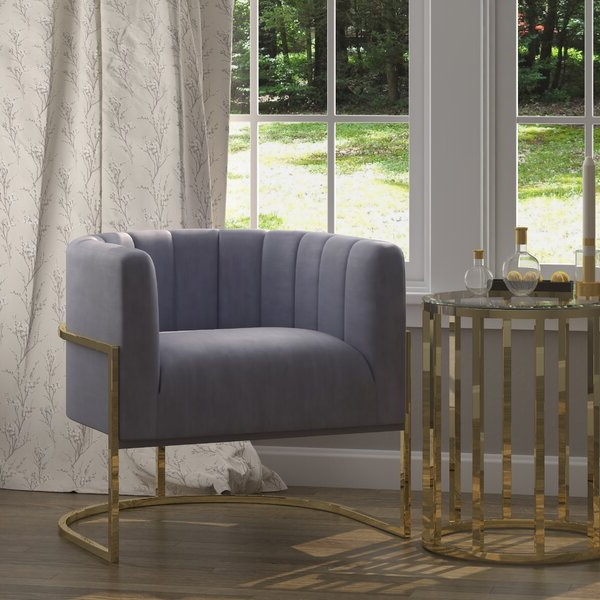 Most Up To Date Pretty Chairs Pertaining To Hutchinsen Polyester Blend Armchairs (View 24 of 30)