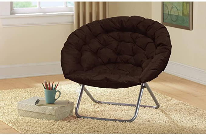 "Most Up To Date Renay Papasan Chairs Intended For Amazon: Renay 30"" Papasan Chair: Home & Kitchen (View 2 of 30)"
