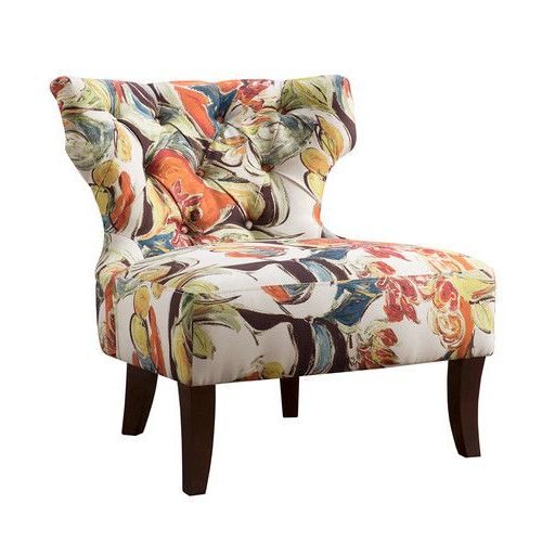 Most Up To Date Waterton Wingback Chair (View 2 of 30)