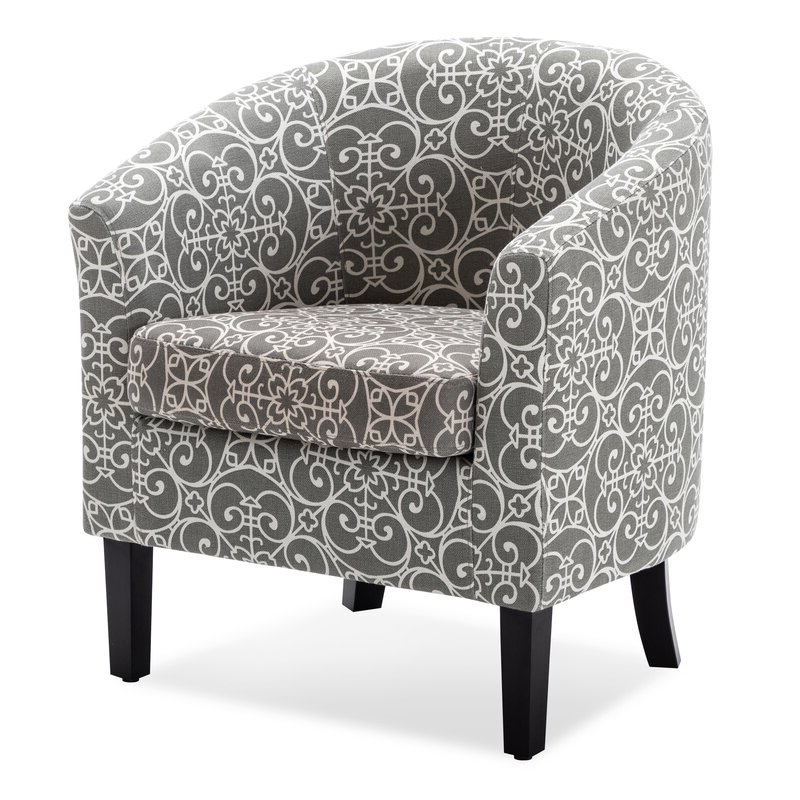 Featured Photo of Munson Linen Barrel Chairs