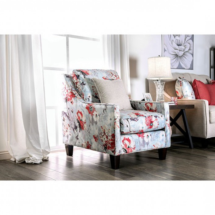 Nadene Accent Chair – Paradise Furniture Store With Famous Nadene Armchairs (View 29 of 30)