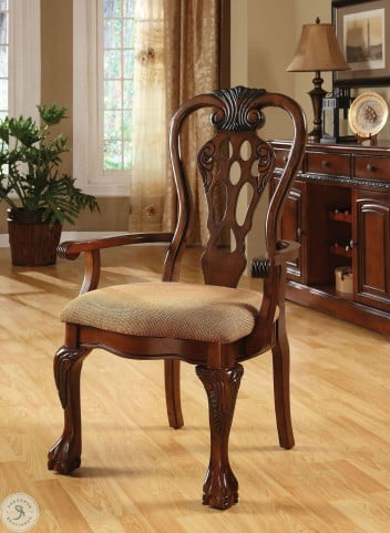 Nadene Armchairs Intended For Famous George Town Arm Chair Set Of (View 28 of 30)