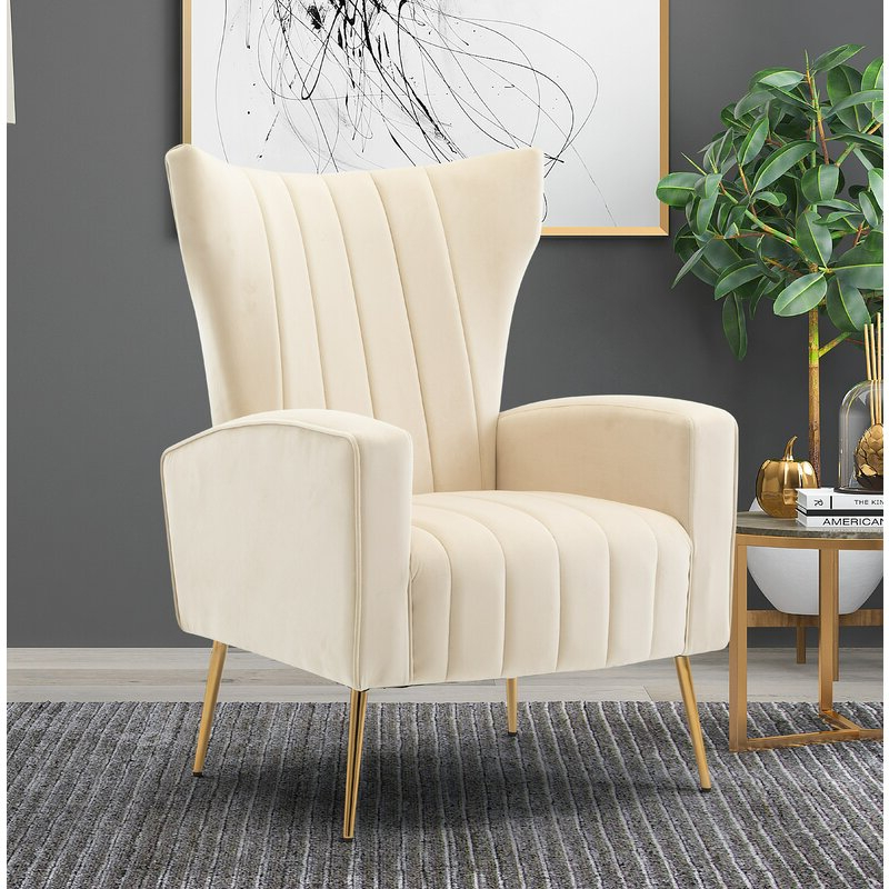 Featured Photo of Nestor Wingback Chairs