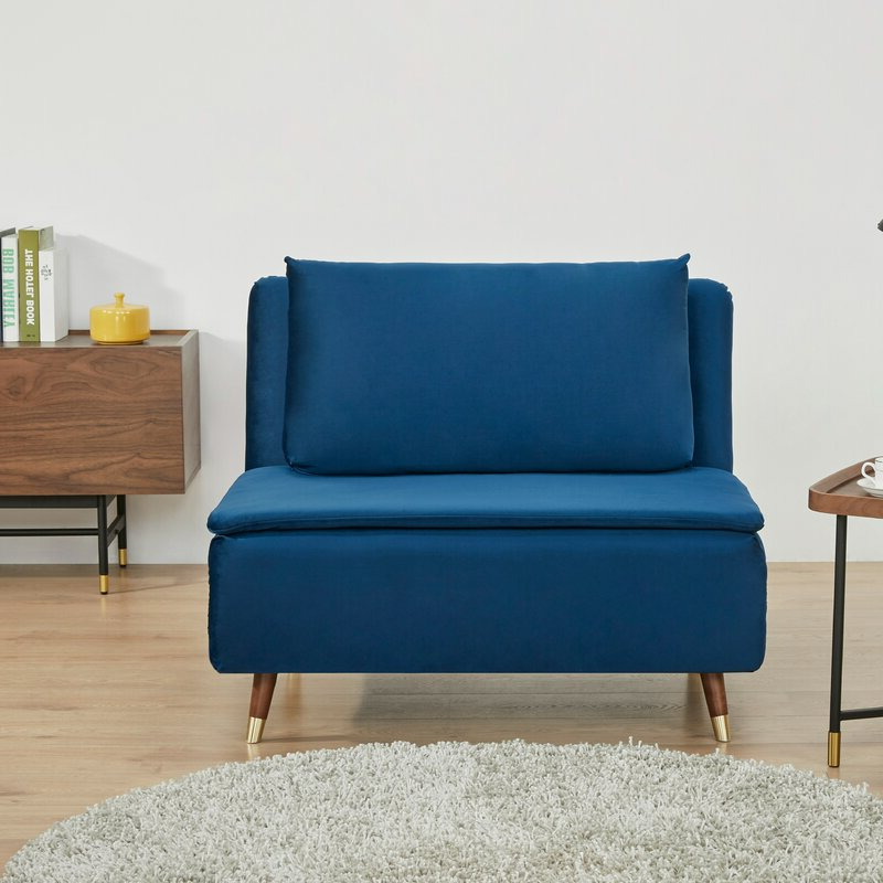 New London Convertible Chairs Regarding Most Current Allman Convertible Chair (View 30 of 30)