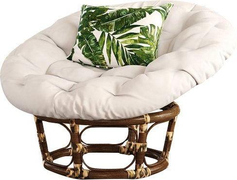 "Orndorff 42"" Papasan Chair (View 7 of 30)"