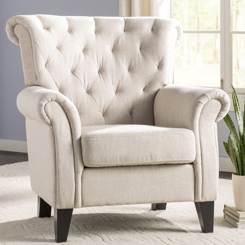 "Penbrook 20"" Armchair Intended For Best And Newest Hofstetter Armchairs (View 23 of 30)"