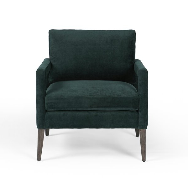 """Polyester Blend Armchairs Regarding Current 30"""" W Polyester Blend Armchair (View 17 of 30)"""