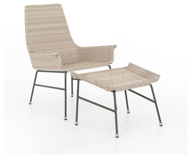 Popular Artemi Barrel Chair And Ottoman Sets For Artemis Outdoor Chair + Ottoman (View 30 of 30)