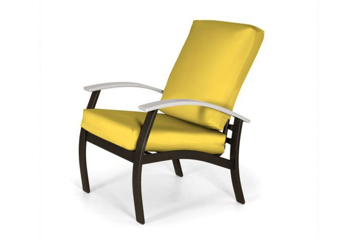 Popular Beachwood Arm Chairs Pertaining To Belle Isle Cushion Arm Chair (View 15 of 30)