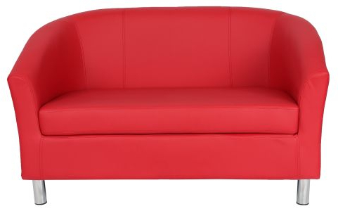 Popular Jill Faux Leather Armchairs Pertaining To Zoron Faux Leather Sofas (View 28 of 30)