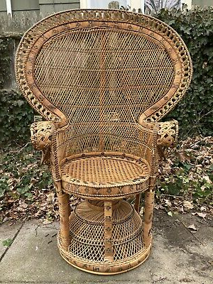 Popular Lau Barrel Chairs Throughout Post 1950 – Peacock Chairs – Vatican (View 17 of 30)