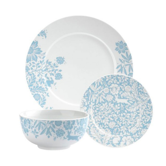 Portmeirion Hide And Seek 12 Piece Dinner Set With Fashionable Portmeirion Armchairs (View 14 of 30)
