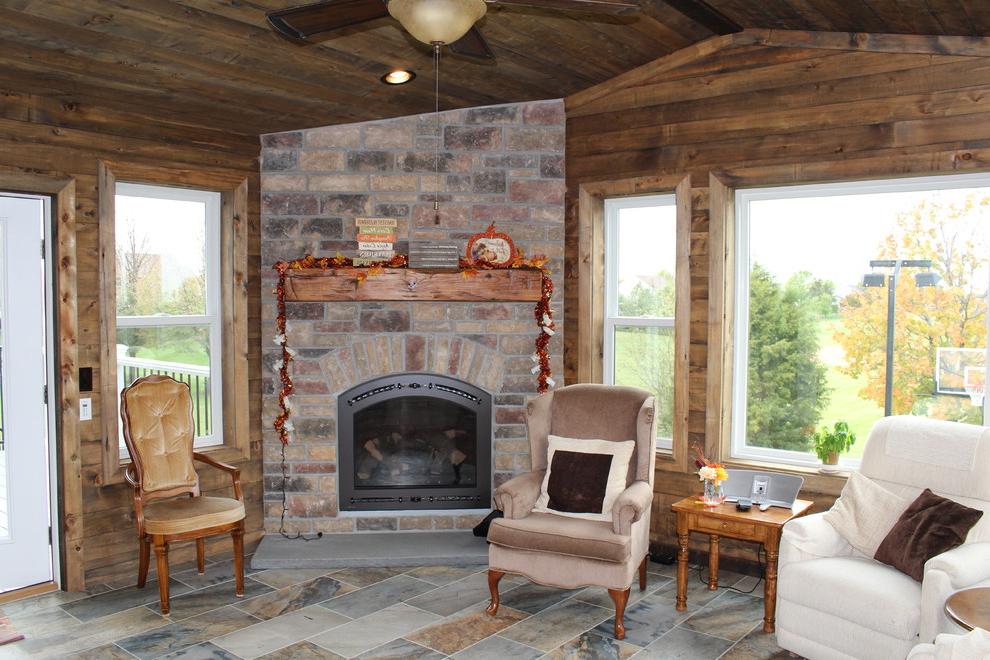 Preferred Custom 3 Season Porch And Deck In Lakeville, Mn – Porch Inside Lakeville Armchairs (View 19 of 30)
