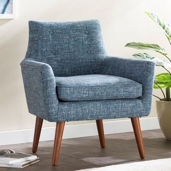 Preferred Doerun Armchair – Wayfair With Leppert Armchairs (View 14 of 30)
