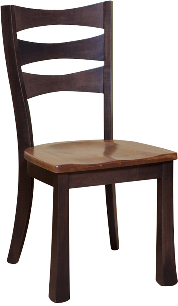 Preferred Exeter Side Chairs Within Exeter Chair – Amish Oak Warehouse (View 15 of 30)