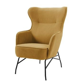 Preferred Jill Faux Leather Armchairs With Regard To Tedeschi Lounge Chair And Ottoman – Wayfair (View 19 of 30)
