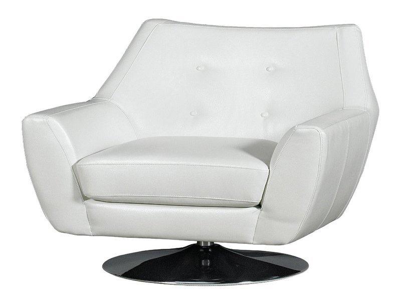 Preferred Ronda Barrel Chairs Inside Buy Modern White Swivel Barrel Chair Online (View 30 of 30)