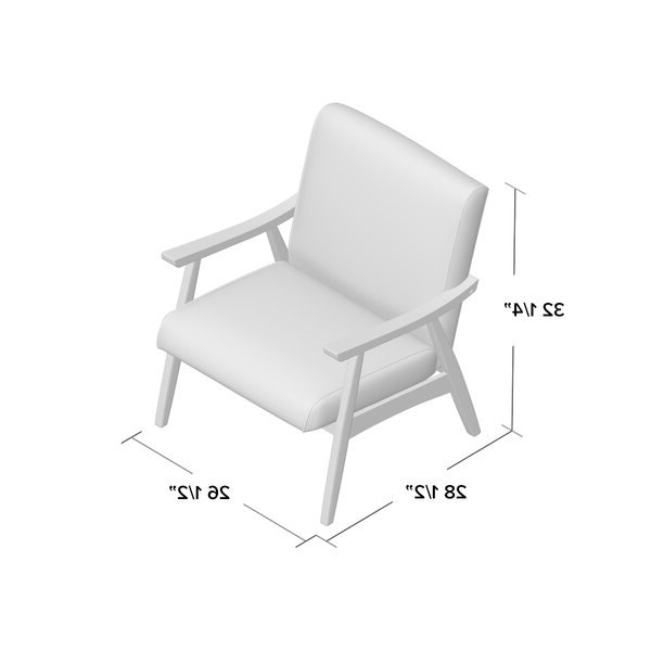 Preferred Roswell Polyester Blend Lounge Chairs For Roswell (View 5 of 30)