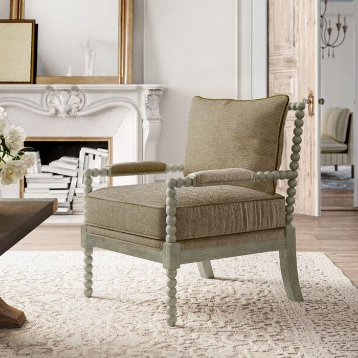 Ragsdale Armchairs Throughout Fashionable Chelle Armchair (View 10 of 30)