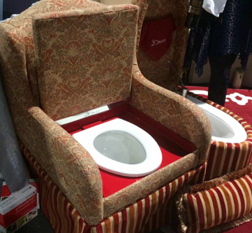 Recent Armchair Toilet In Louisburg Armchairs (View 13 of 30)
