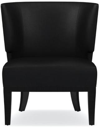 Recent Black Leather Accent Chair (View 29 of 30)
