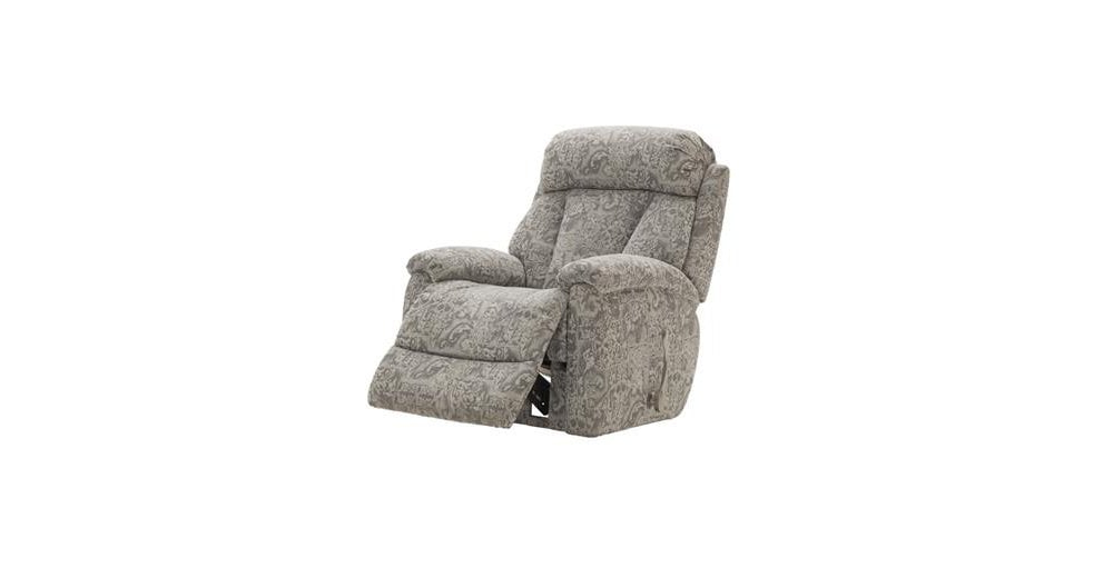 Recent La Z Boy La Z Boy Georgina Manual Recliner Armchair Throughout Georgina Armchairs (set Of 2) (View 13 of 30)