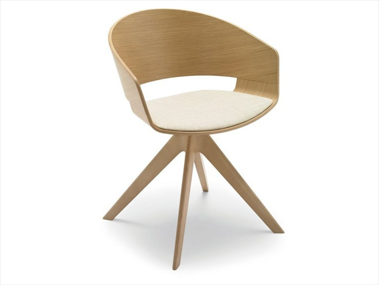 Recent Lievore Altherr Molina New Ronda Armchair Pertaining To Ronda Barrel Chairs (View 11 of 30)